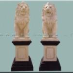 """STONERA skulptūra """"Liūtai"""""""